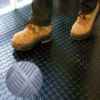 Buy cheap Anti-slip rubber sheet from wholesalers