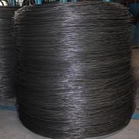Buy cheap Carbon Spring Steel Wire 65Mn 72A 82B T9A from wholesalers