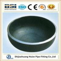 Buy cheap Hot selling carbon pipe end cap from wholesalers