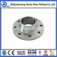 Buy cheap ASTM A105 Carbon steel 300# welded neck Forged flange from wholesalers