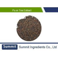 Buy cheap Pu er tea extract5:1,Camellia assamica(Mast.)Chang from wholesalers