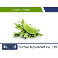 Buy cheap Menthol crystals,peppermint camphor,essence from wholesalers
