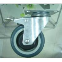 Buy cheap Heavy Duty Solid Rubber Wheel Industrial Caster from wholesalers