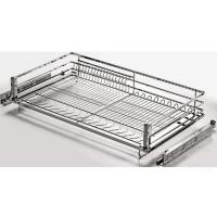 Buy cheap Kitchen GD088:Hettich flat wire drawer pull-out bowl & dish from wholesalers