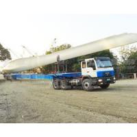 Buy cheap Windmill transport trailer, China profesional manufacturer of Windmill blade trailer, China telescop from wholesalers