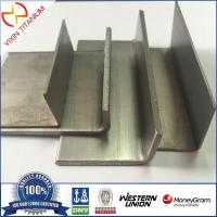 Buy cheap Gr2 Titanium Plate Bending For Mechanical Property Testing from wholesalers