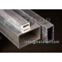Buy cheap AISI 4140 Alloy Steel Cold High Tensile rectangular tube from wholesalers