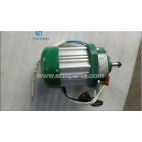 Buy cheap china e rickshaw spare parts 48v-500w—-60v 1500w motor with gear or without gear hot sale from wholesalers
