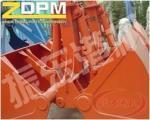 Buy cheap Grab digging machine double flap from wholesalers