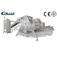 Buy cheap Full automatic continuous vegetable centrifugal dewater machine/vegetable dryer from wholesalers