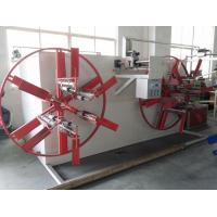 Buy cheap Single/Double Disk Winder/ Plastic Pipe Coiling Machine from wholesalers