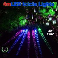 Buy cheap Christmas Decoration 2W Modeling String Light White LED Icicle Light from wholesalers