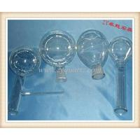 Buy cheap customized-quartz-product Name:VIP016 clear quartz distillation flask from wholesalers