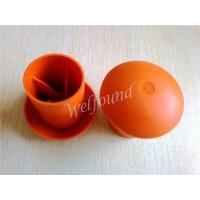 Buy cheap PP Material Safety Protective Rebar End Cap for International Market from wholesalers