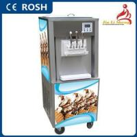 Buy cheap Soft Ice Cream Machine For Sale / Machines Ice Cream / Soft Ice Cream Vending Machine from wholesalers