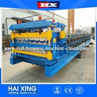 China Double Layer Roof Aluminium Sheet Making Machine on sale