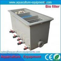 Buy cheap Aquaculture pond bio filter system with bio filter media from wholesalers