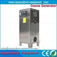 Buy cheap Aquaculture ozone generator for water treatment from wholesalers