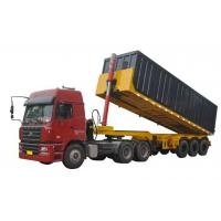 Buy cheap Customized Flat Bed Dumper/Tipping Semi Trailer for Sale--No.00604 from wholesalers