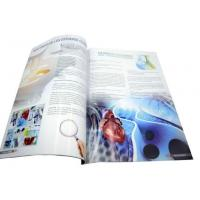 Buy cheap Cheap Short Run Perfect Binding A4 Magazine Printing Service from wholesalers