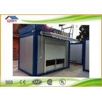 Buy cheap 20ft prefab container home or office from wholesalers