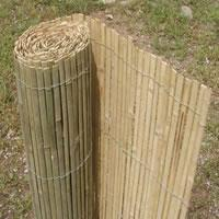 Buy cheap Split Bamboo Fence from wholesalers