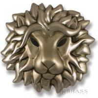 Buy cheap Michael Healy - Nickel Silver Lion Head Door Knocker from wholesalers