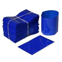 Buy cheap Closures Blue Shrink Bands for Sauce Bottles with 38mm Finish from wholesalers