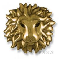 Buy cheap Michael Healy - Brass Lion Head Door Knocker from wholesalers