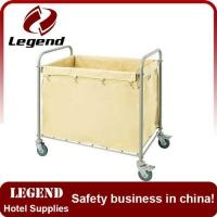 Buy cheap Customized Multi-function cleaning mop trolley from wholesalers