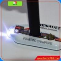 Buy cheap New brand promotion pvc keychain led with great price from wholesalers