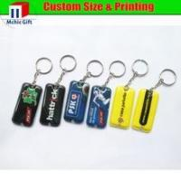 Buy cheap factory price full color print custom pvc keychain with flashlight from wholesalers