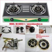 Buy cheap RD-GD092-1 2017 New Model High Quality gas Cooker gas stove gas burner from wholesalers
