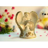 Buy cheap Angel Wings Globe Music Boxes from wholesalers