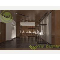 Buy cheap China Manufacture Damp-proof Constant Temperature Glass Museum Display Showcase Pedestal from wholesalers
