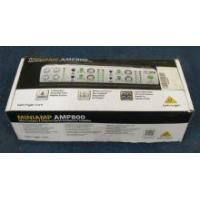 Buy cheap Behringer Miniamp AMP800 (240V) Headphone Amplifier 4-Channel Stereo Input from wholesalers
