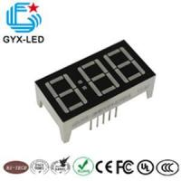 Buy cheap LED Digital Displays GYXS-3HSY81426B4 from wholesalers
