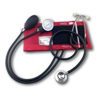 Buy cheap Aneroid Sphygmomanometer With Dual Head Stethoscope from wholesalers