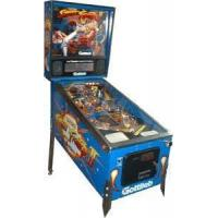 Street Fighter II Pinball Machine - Pre-Played