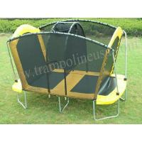 Buy cheap Spaceball Trampoline Game with Double Bed and Net from wholesalers