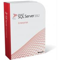 Buy cheap Microsoft SQL Server 2012 Enterprise Product Key from wholesalers