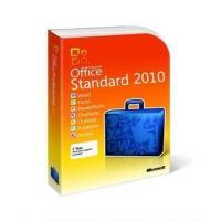 Buy cheap Microsoft Office Standard 2010 Product Key from wholesalers