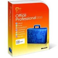 Buy cheap Microsoft Office Professional 2010 Product Key from wholesalers