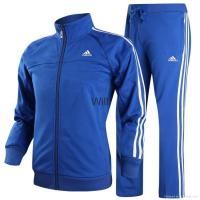 Buy cheap Adidas men's cotton suits perfectly synchronous counter invoice Package Clover from wholesalers