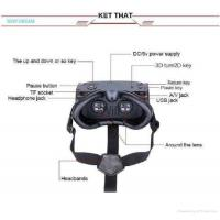 Buy cheap New VR Virtual Reality Glasses 3D glasses 3D mobile private Theater from wholesalers