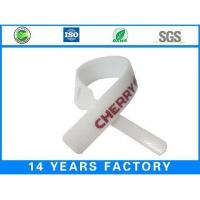Buy cheap 30mm Soft Cable Ties Hook Loop and Lock Apply to Electronic Wire from wholesalers