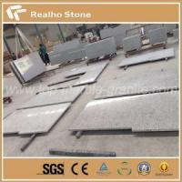Buy cheap Solid Surface Grey Artificial Stone Composite Quartz Stone from wholesalers