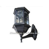 Buy cheap good quality Solar wall light from Wholesalers