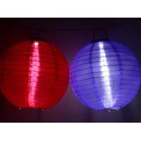 Buy cheap CE approval new design Solar Chinese lantern from wholesalers