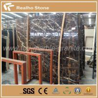 Afghanistan Black Portoro Gold Marble for Hotel Project